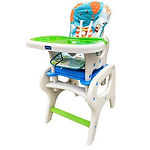 Lucky Baby Hoover Multiway High Chair, Elephant