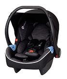 Beblum Danzo Baby Carrier, Black