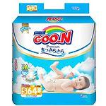 Goo.N Premium Diapers, S, 64pcs