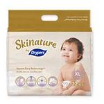 Drypers Skinature Diapers, XL, 32pcs