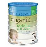 Bellamy's Organic Toddler Milk Drink, Stage 3, 900g