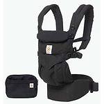 Ergobaby Omni 360 Baby Carrier, Pure Black