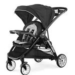 Chicco BravoFor2 LE Standing/Sitting Double Stroller, Crux