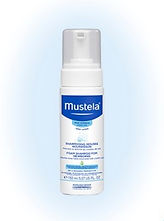 Mustela Foam Shampoo for Newborns, 150ml