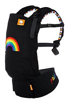 Baby Tula Free-to-Grow Baby Carrier, Pride and Joy