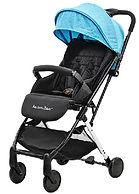 Akarana Baby Kea Stroller, Light Blue
