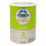 Nature One Dairy Organic Toddler Nutritious Milk Drink, Step 3, 900g