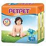 PetPet Tape Diaper, L, 60pcs