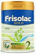 Frisolac Gold Infant Formula 2'-FL, Stage 2, 900g