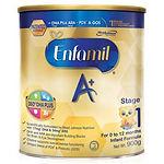 Enfamil A+ Infant Formula, Stage 1, 900g