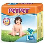 PetPet Mega Tape, L, 60pcs
