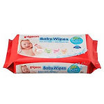 Pigeon Baby Wipes, 99% Pure Water, 82s
