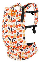 Baby Tula Free-to-Grow Baby Carrier, Cherry