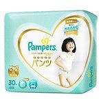 Pampers Premium Silk (Premium Care) Pants, XL, 30pcs