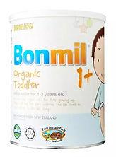 Bonlife Bonmil Organic Toddler 1+ Milk Powder, 900g