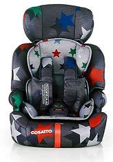 Cosatto Zoomi Car Seat, Grey Megastar
