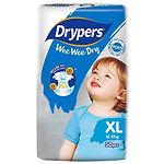 Drypers Wee Wee Dry, XL, 50pcs