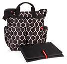 Skip Hop Duo Signature Diaper Bag, Onxy Tile