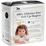 Applecrumby Chlorine Free Pull Up Diaper, XXL, 16pcs