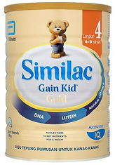 Similac Gain Kid Gold, Stage 4, 1.8kg