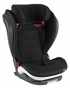 BeSafe iZi Flex FIX i-Size Child Car Seat, Premium Car Interior Black