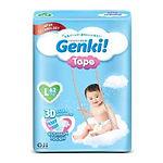 Nepia Genki Tape, L, 62pcs