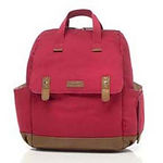 Babymel Robyn Convertible Backpack, Red