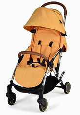 Unilove Slight Premium Baby Pushchair, Tuscany Yellow