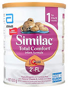 Similac Total Comfort Stage 1 (2'FL), 820g
