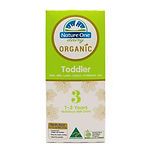 Nature One Dairy Organic Toddler Nutritious Milk Drink, Step 3, 153g