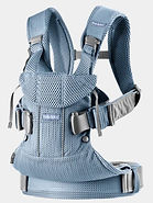 Babybjorn One Air Baby Carrier, Slate Blue