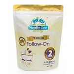 Nature One Dairy Premium Follow-On Formula, Step 2, 190g