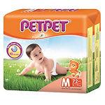 PetPet Mega Tape, M, 72pcs