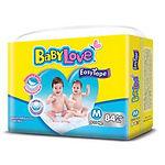Babylove Easy Tape, M, 84pcs