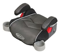 Graco TurboBooster Backless Booster, Galaxy