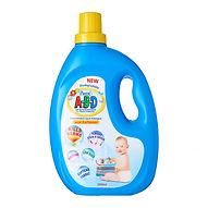Pureen Anti Bacterial Liquid Detergent with Softener, 2000ml