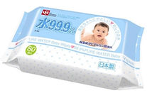 LEC 99.9% Pure Water Baby Wipes, 80s