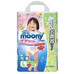 Moonyman Air Fit Pants (Girls), L, 54pcs