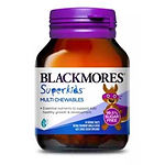 Blackmores Superkids Multi Chewables, 60tabs