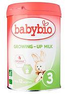 Babybio Orgainc Growing-Up Milk, Stage 3, 900g