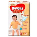 Huggies Gold Diaper, XL, 50pcs