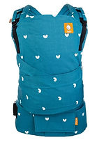 Baby Tula Half Buckle Baby Carrier, Playdate