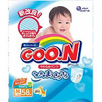 Goo.N Pants Japan version, M, 58pcs