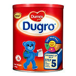 Dumex Dugro Growing Up Milk Stage 5, 1.6kg