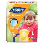 Drypers DryPantz, L, 48pcs