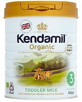 Kendamil Organic Toddler Milk , Stage 3, 800g