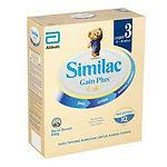 Similac Gain Plus Gold, Stage 3, 1.8kg