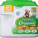 Similac Organic Stage 2, 658g