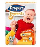 Drypers DryPantz, M, 44pcs