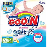 Goo.N Diapers Japan version, S, 84pcs